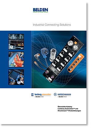 Industrial Connecting Solutions Catalog